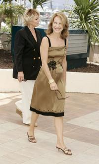 Nathalie Baye at the photocall for the film