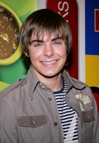 Undated File Photo of actor Zac Efron.