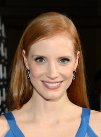 Jessica Chastain at the California premiere of
