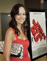 Alexie Gilmore at the California premiere of
