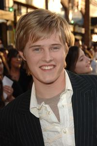 Lucas Grabeel at the DVD launch gala of