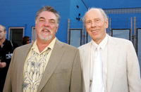 Bruce McGill and Rance Howard at the premiere of