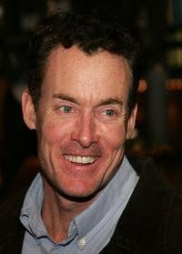John C. McGinley at the premiere of