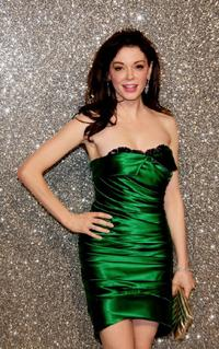 Rose McGowan at the Dolce & Gabbana Party during the 60th International Cannes Film Festival.