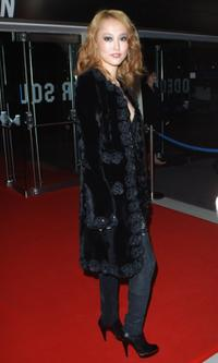 Rinko Kikuchi at the Times BFI 50th London Film Festival Screening of