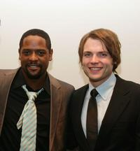 Blair Underwood and Seth Gabell at the after party of the premiere of