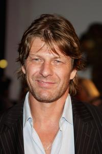 Sean Bean at the after party during the 64th Annual Venice Film Festival.