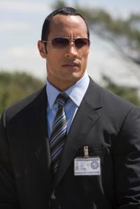 Dwayne Johnson as Agent 23 in