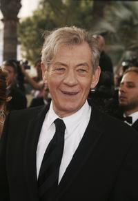 Sir Ian McKEllen at the World Premiere and Opening Gala of