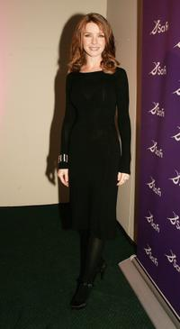 Jacqueline McKenzie at the launch of TV1s Sci Fi Channel.