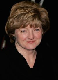 Julia McKenzie at the Notes on a Scandal Gala Screening.