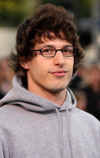 Andy Samberg at the Westwood premiere of
