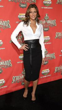 Jill Wagner at the Spike TV's Scream Awards 2006.