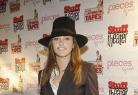 Jill Wagner at the Stuff Magazine's debut of