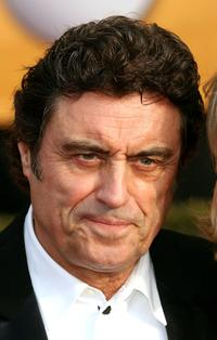 Ian McShane at the 13th Annual Screen Actors Guild Awards.