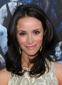 Abigail Spencer at the premiere of