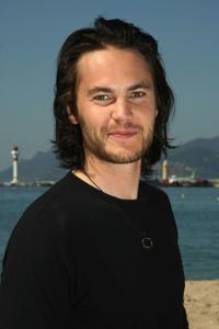 Taylor Kitsch at the 62nd International Cannes Film Festival.