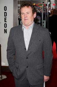 Colm Meaney at the world charity premiere of