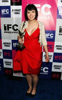 Diablo Cody at the IFC party celebrating The Spirit of Independent Film.
