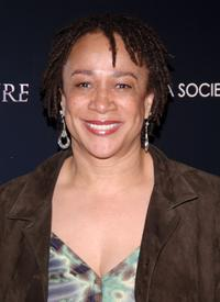 S. Epatha Merkerson at the special screening of