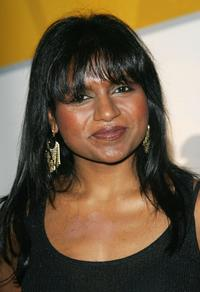 Mindy Kaling at the NBC Primetime Preview 2006-2007.