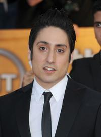 Omar Doom at the 16th Annual Screen Actors Guild Awards.