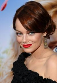 Emma Stone at the premiere of