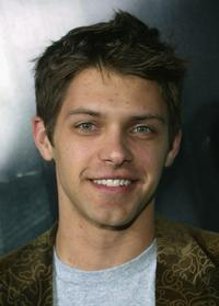 Ryan Devlin at the premiere of
