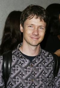 John Cameron Mitchell at the New York special screening of