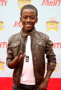 Kwesi Boakye at the Variety's 3rd Annual Power of Youth Event.