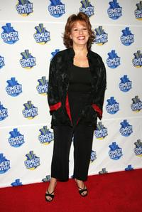 Joy Behar at the Comedy Central special screening of
