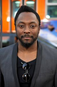will.i.am at the screening of