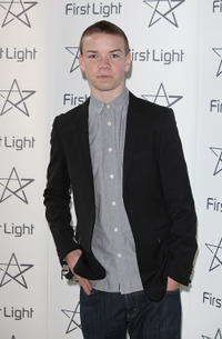 Will Poulter at the First Light Movie Awards in England.