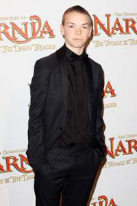 Will Poulter at the Royal Film Performance and world premiere of
