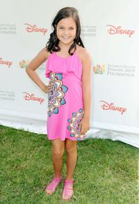 Bailee Madison at the 21st A Time For Heroes Celebrity Picnic sponsored by Disney.