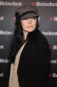 Marguerite Moreau at the UpFront Week Closing Night Party.