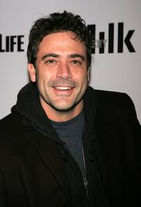 Jeffrey Dean Morgan at the Men's Health and Best Life magazines book release party for