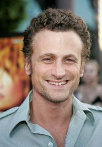 David Moscow at the premiere of