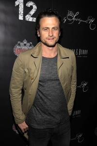 David Moscow at the Lifestyle Luxury Oscar Party.