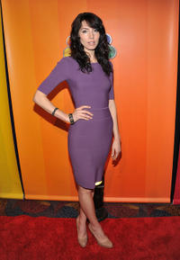 Whitney Cummings at the 2011 NBC Upfront in New York.