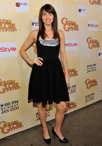 Whitney Cummings at the HFPA Salute To Young Hollywood party in California.