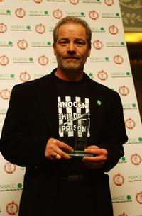 Peter Mullan at the 24th Awards of the London Film Critics' Circle in aid of the NSPCC.