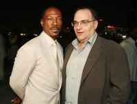 Eddie Murphy and Bob Weinstein at the afterparty for the premiere of The Weinstein Co.'s