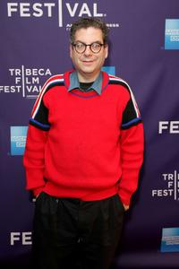 Michael Musto at the premiere of