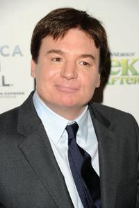Mike Myers at the New York premiere of