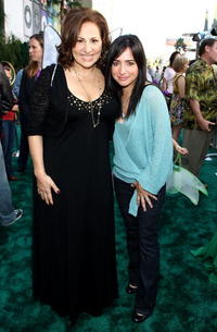 Kathy Najimy and Pamela Adlon at the premiere of