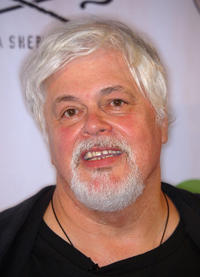Paul Watson at the