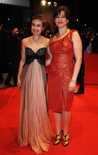 Anamaria Marinca and Kerry Fox at the premiere of