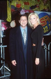 Judd Nelson and Guest at the premiere of