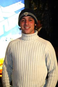 Thomas Ian Nicholas at the launch party of the